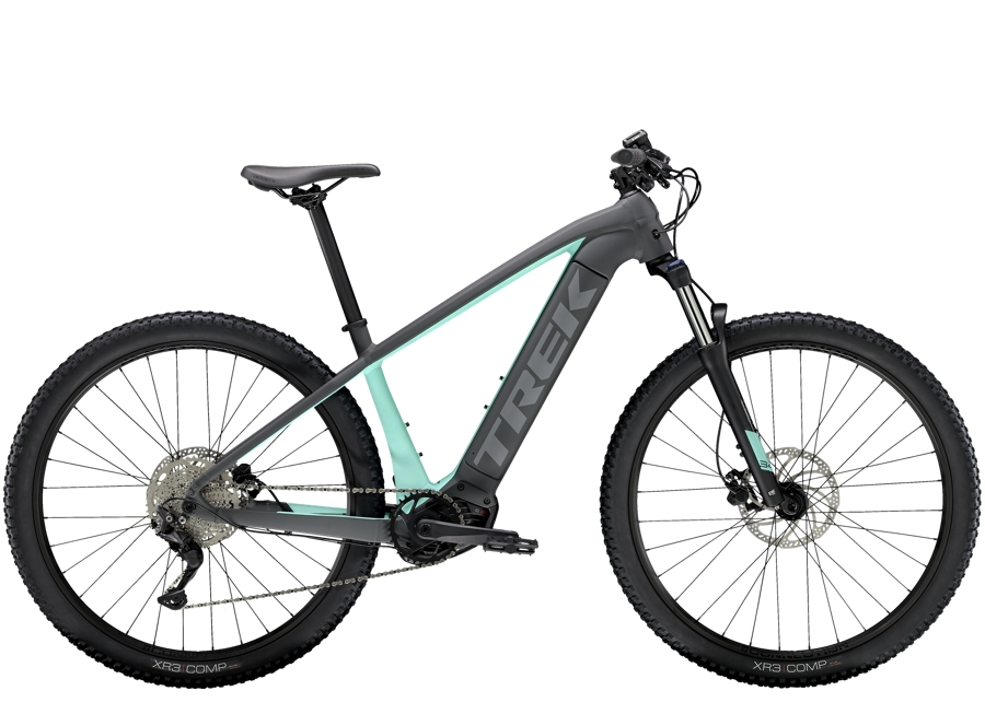 Trek Powerfly 4 XL (29  wheel) Matte Solid Charcoal/Matte Miami