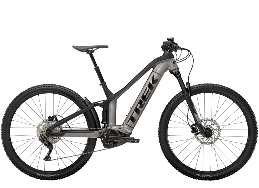 Trek Powerfly FS 4 625W XS (27.5  wheel) Matte Gunmetal/Matte Black