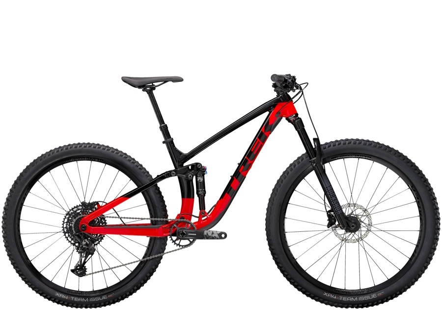 Trek Fuel EX 7 M (29  wheel) Trek Black/Radioactive Red