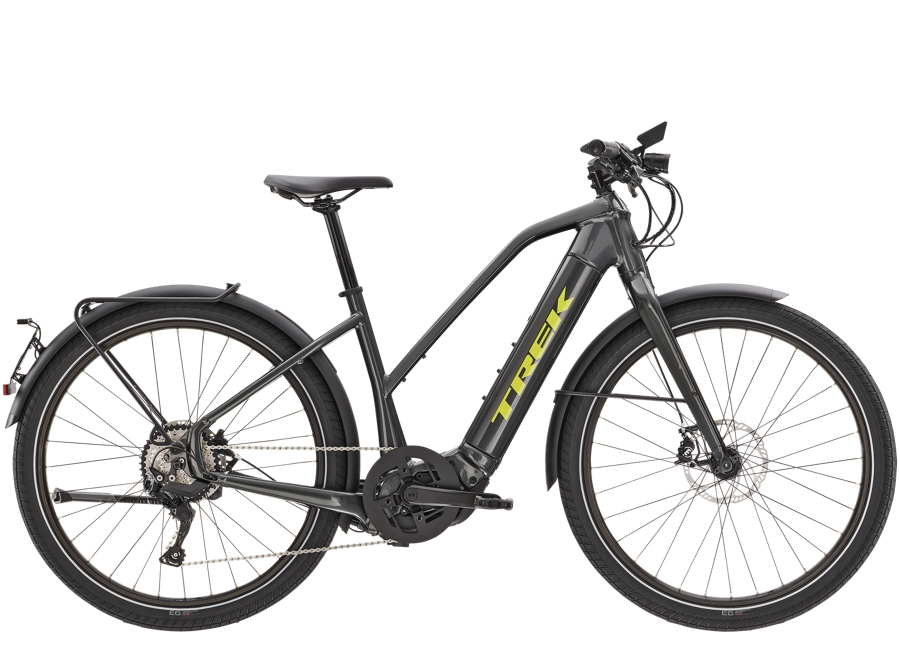 Trek Allant+ 8-Speed Stagger L Lithium Grey