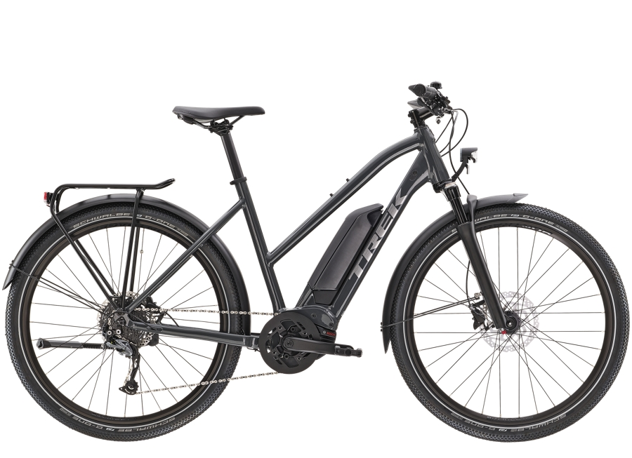 Trek Allant+ 5 Stagger L Solid Charcoal