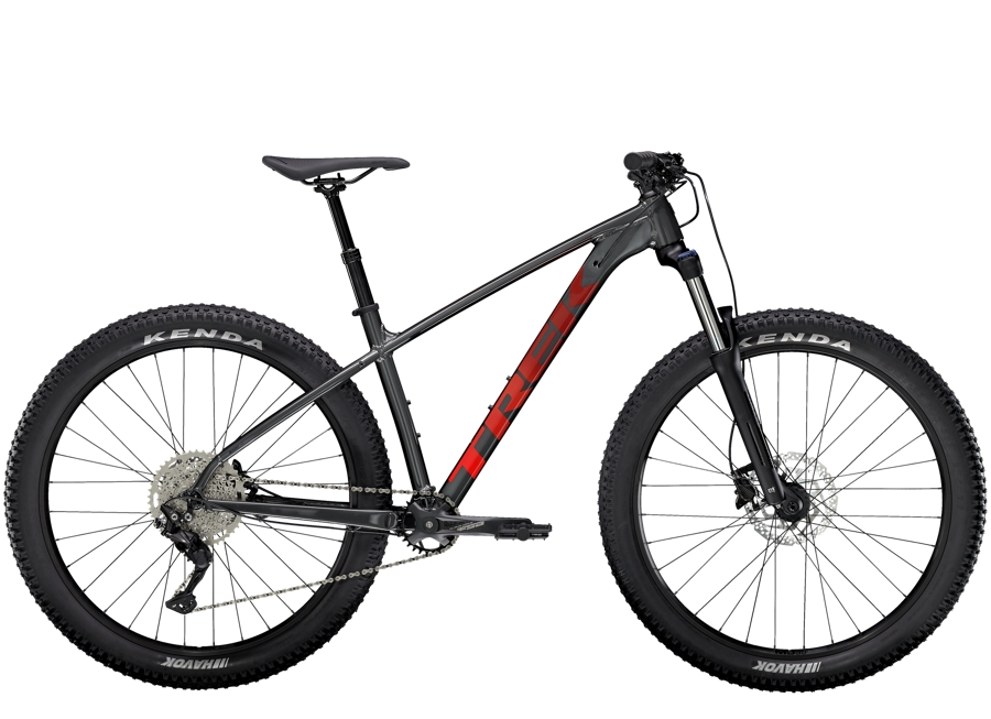 Trek Roscoe 6 XS Lithium Grey/Cobra Blood