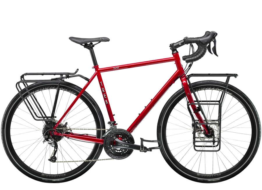 Trek 520 63 Diablo Red